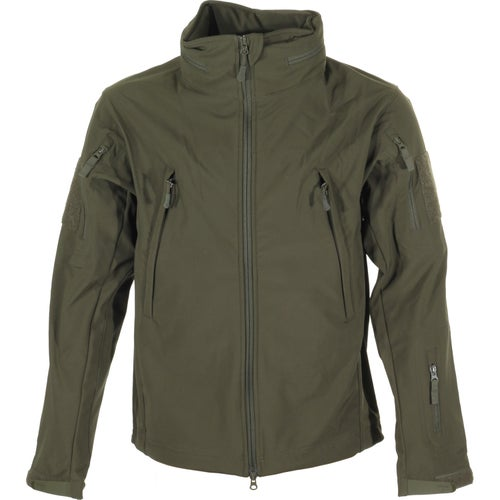 Condor Outdoor SUMMIT Soft Shell Jacket - Olive Drab