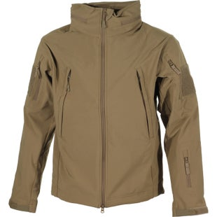 Condor Outdoor SUMMIT Soft Shell Jacket - Tan