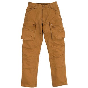 Carhartt Multi Pocket Tech Workwear Pant - Carhartt Brown
