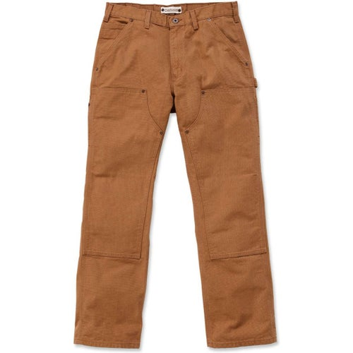 Carhartt Double Front Workwear Pant - Carhartt Brown