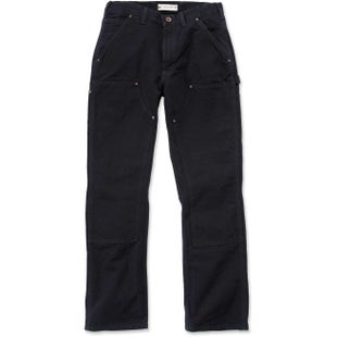 Carhartt Double Front Workwear Pant - Black
