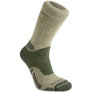 Bridgedale Woolfusion Trekker Outdoor Socks - Green