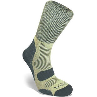 Bridgedale Coolfusion Light Hiker Outdoor Socks - Charcoal