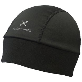 Extremities Power Stretch Banded Beanie - Black
