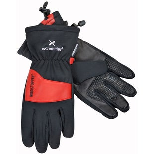 Extremities Windy Pro Gloves - Black Red