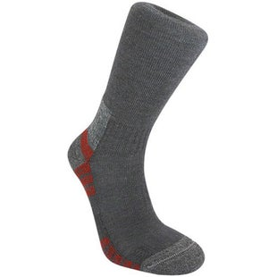 Bridgedale Woolfusion Trail Outdoor Socks - Gunmetal