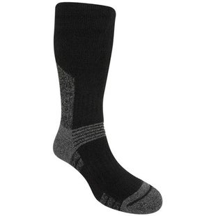 Bridgedale Woolfusion Summit Knee Outdoor Socks - Black