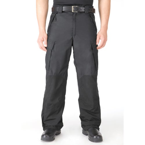 5.11 Tactical Patrol Rain LONG LEG Pant - Black