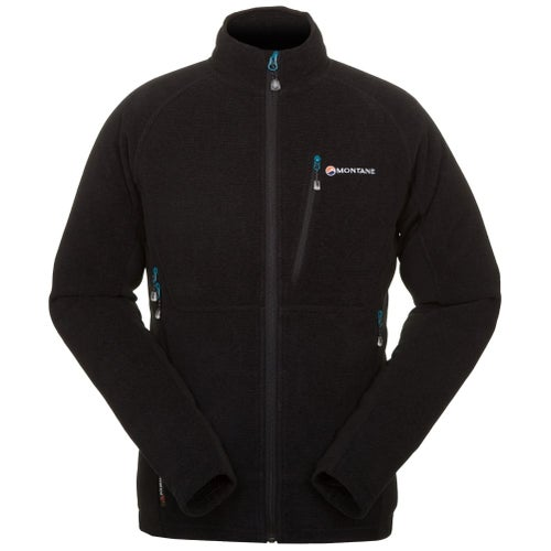 Montane Volt Fleece - Black