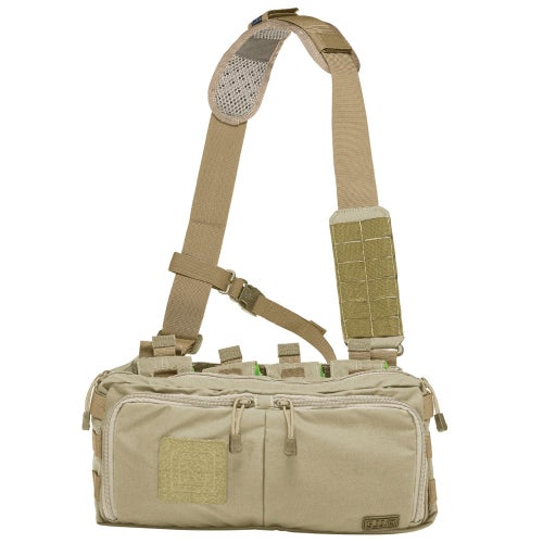 5.11 Tactical 4 Banger Bag - Sandstone