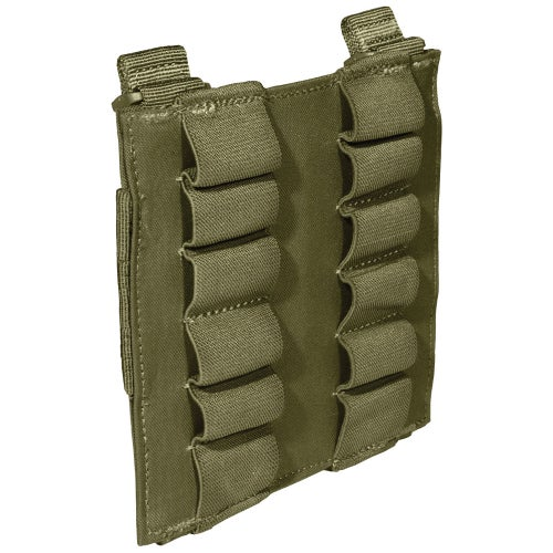 5.11 Tactical 12 Round Shotgun Mag Pouch - Tac OD