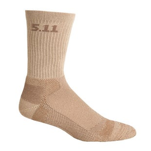 5.11 Tactical Level 1 6 Inch Socks - Coyote