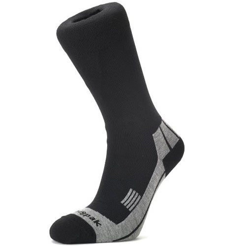 Snugpak Coolmax Liner Socks - Black