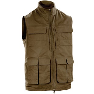 5.11 Tactical Range Vest - Battle Brown