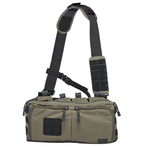 5.11 Tactical 4 Banger Bag - OD Trail