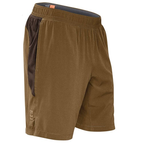 5.11 Tactical RECON Training Shorts - Battle Brown