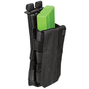 5.11 Tactical Single AR Mag Bungee-Cover Mag Pouch - Black
