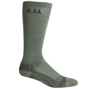 5.11 Tactical Level 1 9 Inch Socks - Foliage