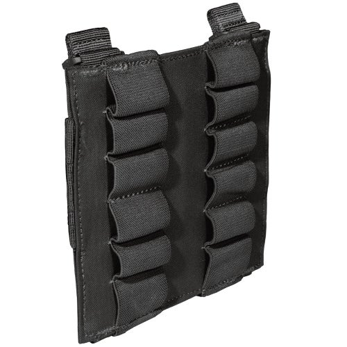 5.11 Tactical 12 Round Shotgun Mag Pouch - Black