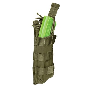5.11 Tactical Single AK Mag Bungee-Cover Mag Pouch - Tac OD
