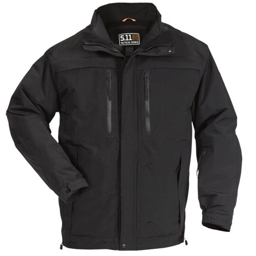 5.11 Tactical Bristol Parka Jacket - Black