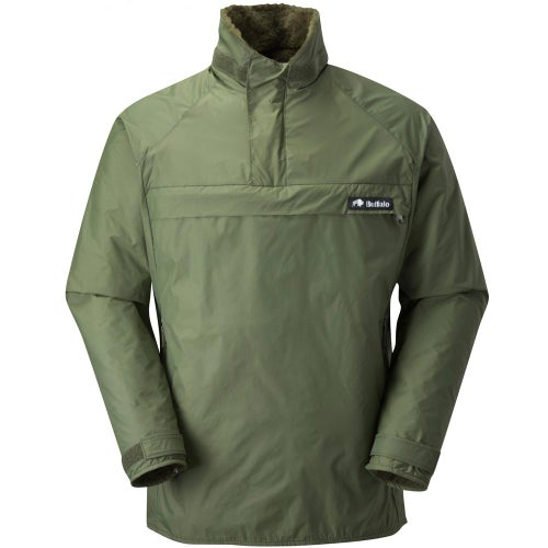 Buffalo Special 6 Shirt Jacket - NATO Green