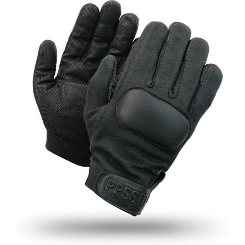 PPSS HERACLES Cut And Puncture Resistant Gloves - Black