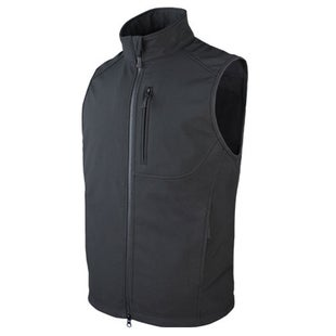 Condor Outdoor Core Softshell Vest Jacket - Black