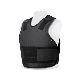 PPSS CV1 Covert Ballistic Bullet Proof Vest - Black