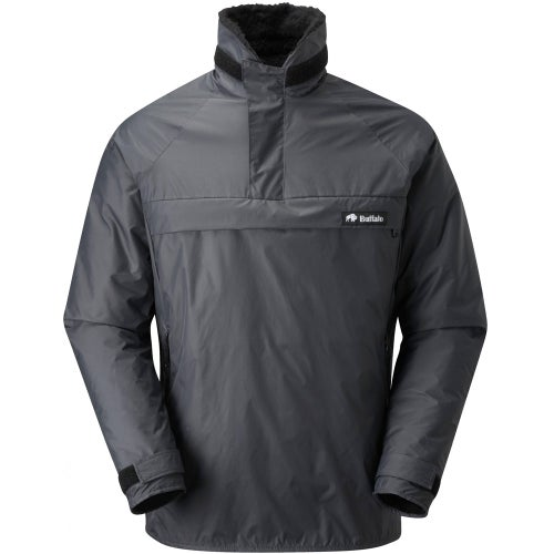 Buffalo Mountain Shirt Jacket - Charcoal