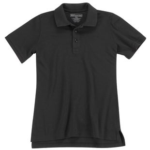 5.11 Tactical Utility Womens Polo Shirt - Black