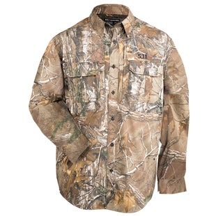 5.11 Tactical Taclite Pro Long Sleeve Shirt - RealTree Xtra