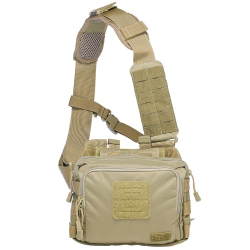 5.11 Tactical 2 Banger Bag - Sandstone