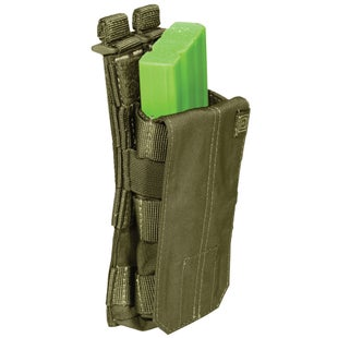 5.11 Tactical Single AR Mag Bungee-Cover Mag Pouch - Tac OD