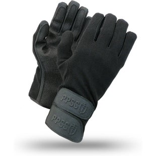 PPSS ARES LONG Cut Resistant Gloves - Black