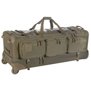 5.11 Tactical CAMS 2.0 40 Inch Outbound Luggage - Sandstone