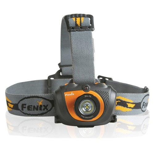 Fenix HL30 Head Torch - Black
