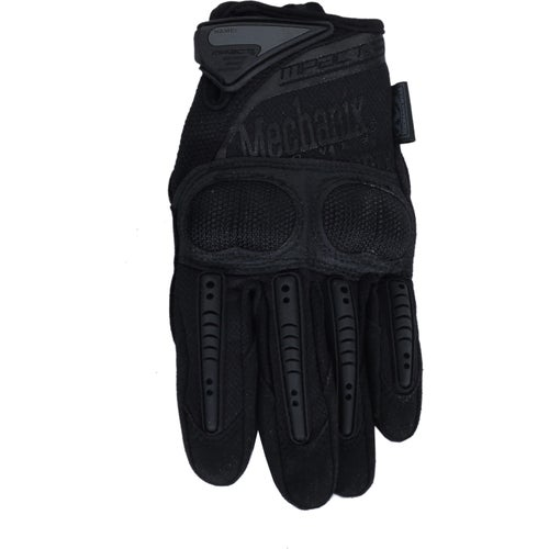 Mechanix M-Pact 3 Hard Knuckle Covert Gloves - Black