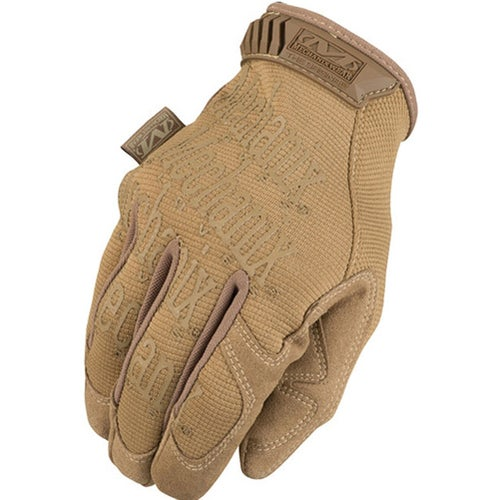 Mechanix Original Coyote Gloves - Tan