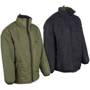 Snugpak Sleeka Reversible Jacket - Olive And Black
