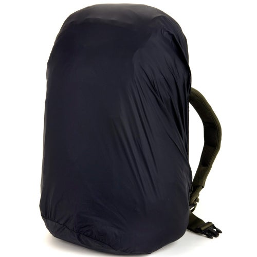 Snugpak Aquacover 45L Rucksack Cover - Black