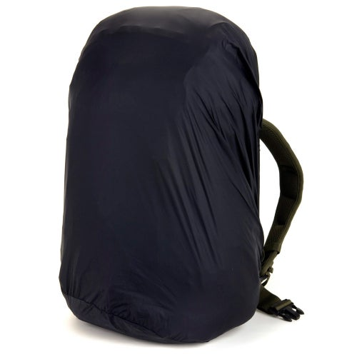 Snugpak Aquacover 70L Rucksack Cover - Black