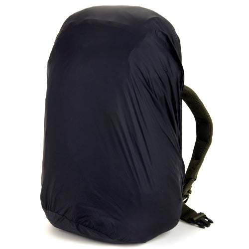 Snugpak Aquacover 25L Rucksack Cover - Black