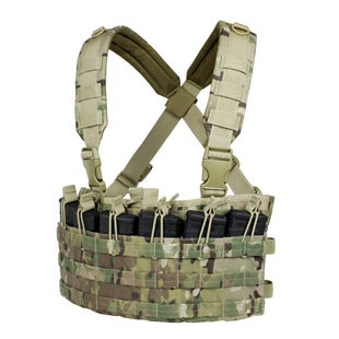 Condor Outdoor Rapid Assault Vest - Crye Multicam
