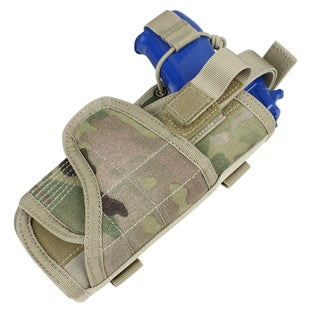 Condor Outdoor HT Weapon Holster - Crye Multicam