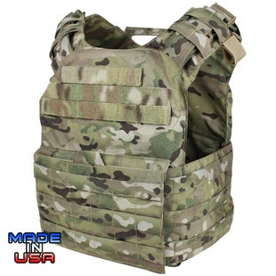 Condor Outdoor Cyclone Lightweight Plate Carrier Vest - Crye Multicam
