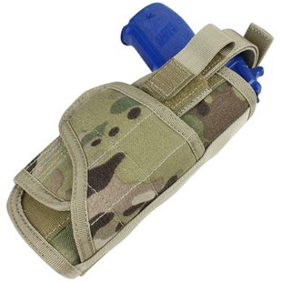 Condor Outdoor VT Weapon Holster - Crye Multicam