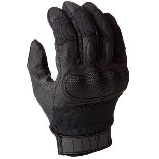 HWI Touchscreen Hard Knuckle Gloves - Black