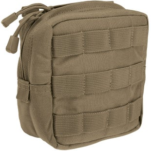 5.11 Tactical 6 x 6 Padded Pouch - Sandstone