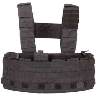 5.11 Tactical TacTec Chest Rig Chest Rig - Black